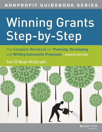 Winning Grants Step by Step The Complete Workbook for Planning, Developing and Writing Successful Proposals 4th 2013 edition cover