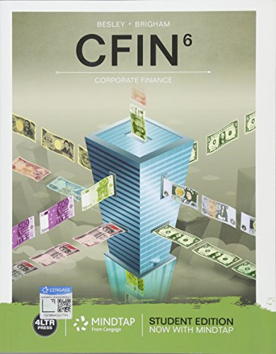 Cfin + Online, 1 Term 6 Months Access Card:   2018 9781337407342 Front Cover