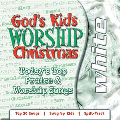 God's Kids Worship White Christmas  2003 (Unabridged) 9781400303342 Front Cover