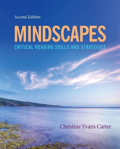 Mindscapes Critical Reading Skills and Strategies 2nd 2014 edition cover