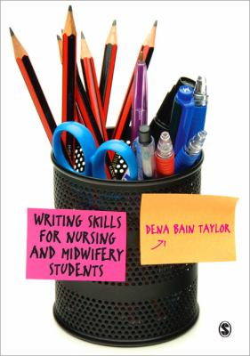 Writing Skills for Nursing and Midwifery Students   2013 edition cover