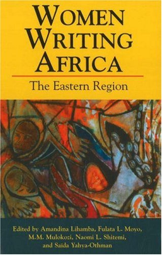 Women Writing Africa The Eastern Region  2007 edition cover
