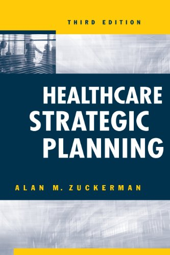 Healthcare Strategic Planning  N/A edition cover