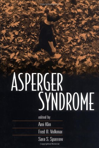 Asperger Syndrome   2000 edition cover
