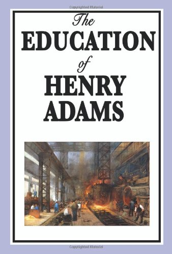 Education of Henry Adams  N/A edition cover