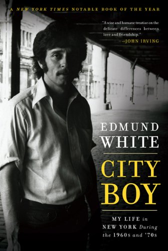 City Boy My Life in New York During the 1960s and '70s N/A edition cover
