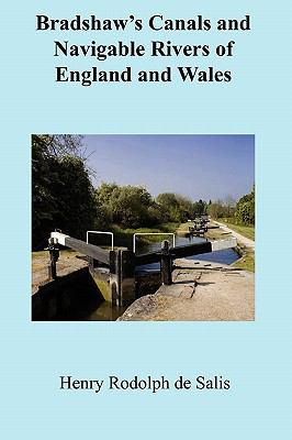 Bradshaw's Canals and Navigable Rivers of England & Wales  0 edition cover