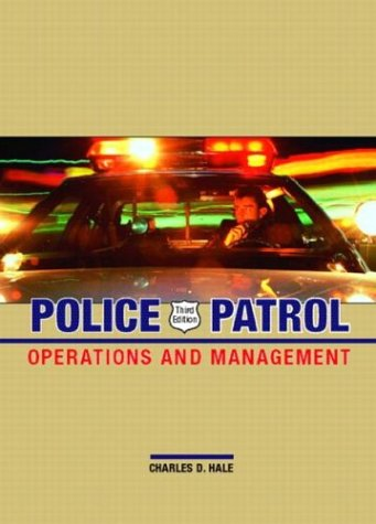 Police Patrol Operations and Management 3rd 2004 edition cover