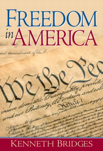Freedom in America   2008 edition cover
