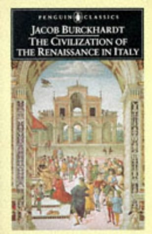 Civilization of the Renaissance in Italy   2004 edition cover