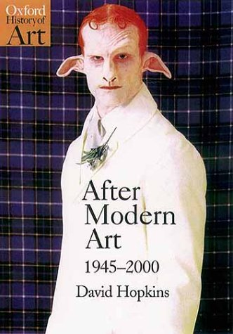 After Modern Art, 1945-2000   2000 edition cover
