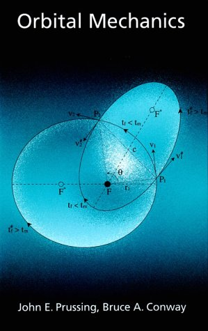 Orbital Mechanics   1993 edition cover