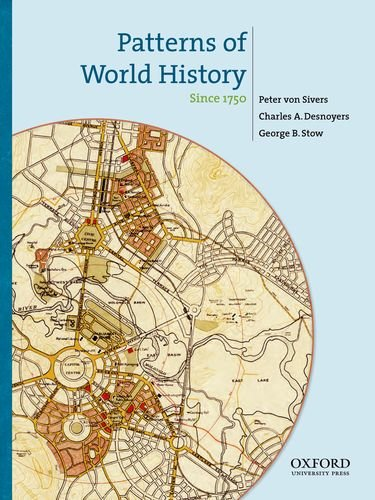 Patterns of World History since 1750   2012 edition cover