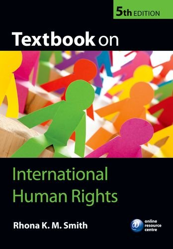 Textbook on International Human Rights  5th 2011 edition cover