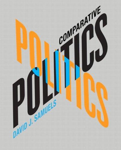 Comparative Politics   2013 9780205249343 Front Cover