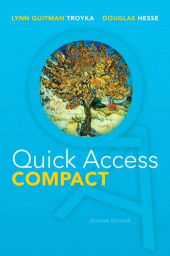 Quick Access Compact  2nd 2010 edition cover