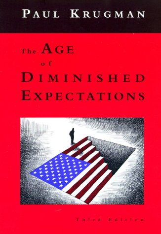 Age of Diminished Expectations  3rd 1997 edition cover
