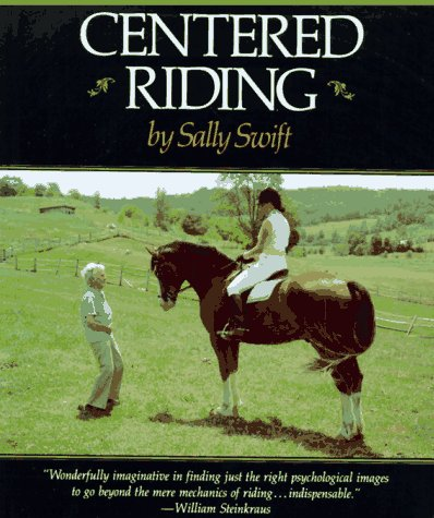 Centered Riding  15th 1985 edition cover
