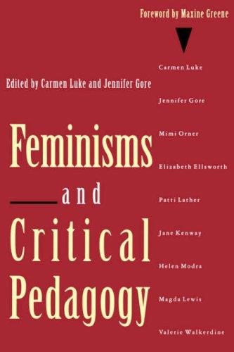 Feminisms and Critical Pedagogy   1992 edition cover