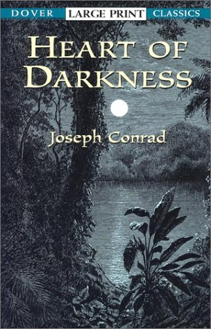 Heart of Darkness   2001 (Large Type) edition cover