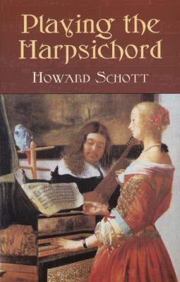 Playing the Harpsichord   2002 edition cover