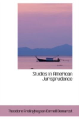 Studies in American Jurisprudence:   2008 edition cover