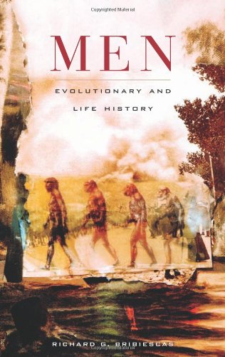 Men Evolutionary and Life History  2006 edition cover