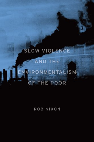 Slow Violence and the Environmentalism of the Poor   2011 edition cover
