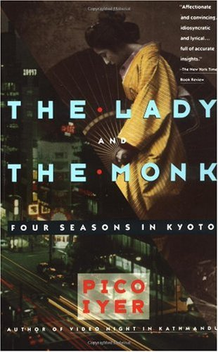 Lady and the Monk Four Seasons in Kyoto N/A edition cover