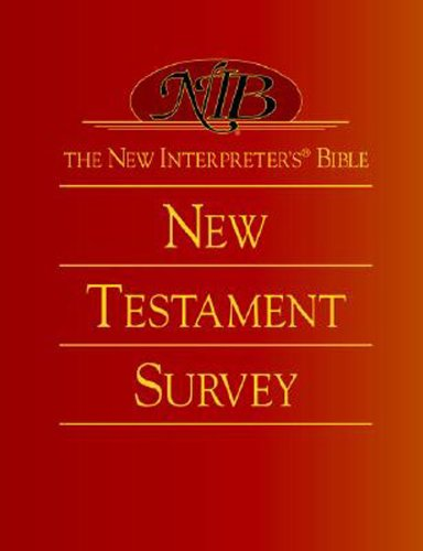 New Testament Survey   2006 edition cover