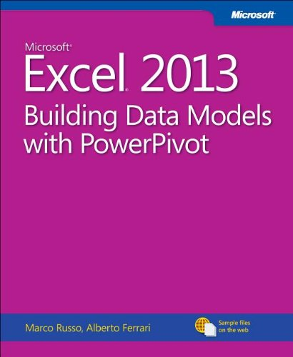 Microsoft� Excel 2013 Building Data Models with PowerPivot  2013 edition cover