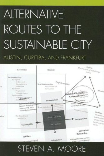 Alternative Routes to the Sustainable City Austin, Curitiba, and Frankfurt N/A edition cover