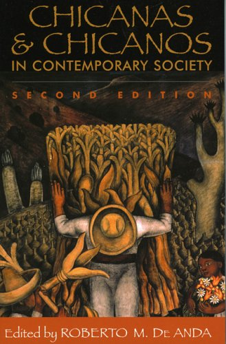 Chicanas and Chicanos in Contemporary Society  2nd 2004 (Revised) edition cover