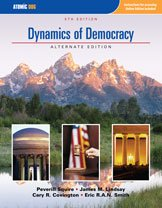 Dynamics of Democracy 5e Alternate Edition 5th 2008 edition cover