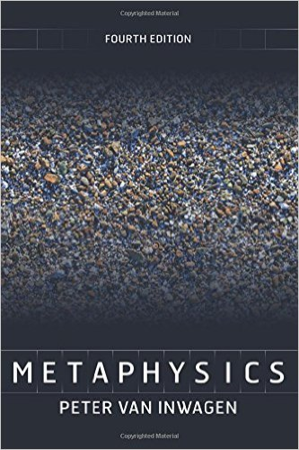 Metaphysics  4th 2014 edition cover