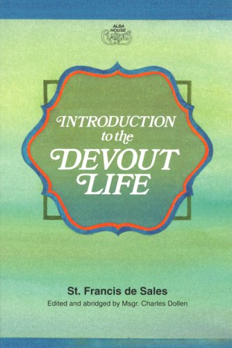 Introduction to the Devout Life : St. Francis DeSales N/A edition cover