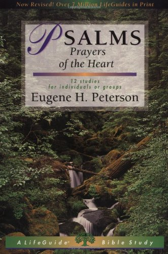 Psalms Prayers of the Heart 2nd (Revised) edition cover
