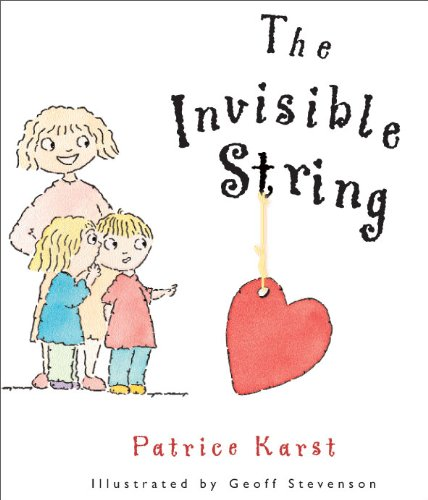 Invisible String   2000 9780875167343 Front Cover