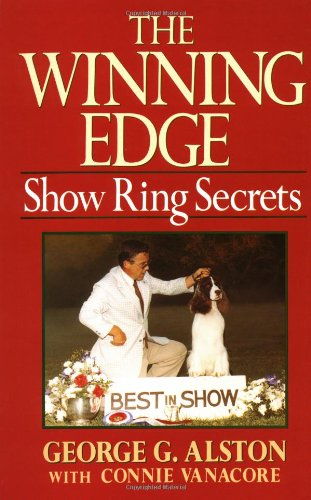 Winning Edge Show Ring Secrets  1992 9780876058343 Front Cover