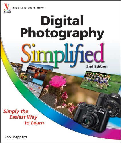 Digital Photography Simplified  2nd 2011 edition cover