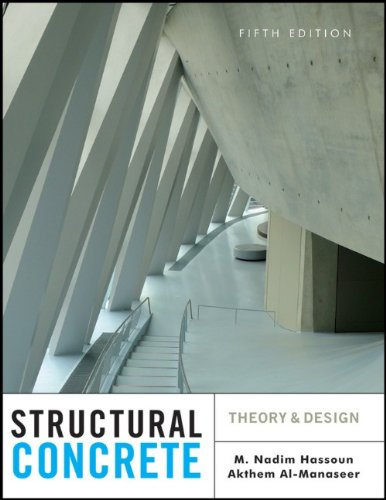 Structural Concrete Theory and Design 5th 2012 edition cover