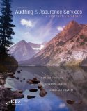Auditing and Assurance Services A Systematic Approach 9th 2014 9781259162343 Front Cover