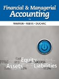 Financial and Managerial Accounting  12th 2014 9781285196343 Front Cover