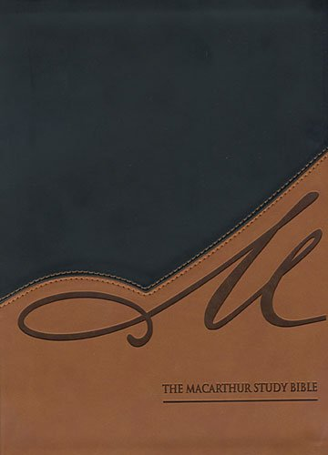 MacArthur Study Bible   2012 9781401677343 Front Cover