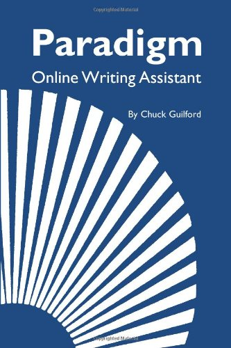 Paradigm Online Writing Assistant  N/A edition cover