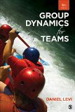 Group Dynamics for Teams  5th 2017 9781483378343 Front Cover