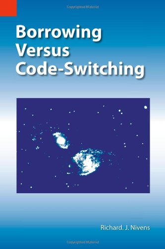 Borrowing Versus Code-switching   2002 9781556711343 Front Cover