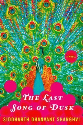 Last Song of Dusk A Novel  2004 9781559707343 Front Cover