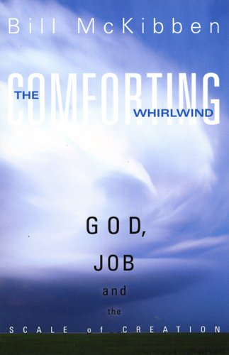 Comforting Whirlwind God, Job, and the Scale of Creation  2005 edition cover