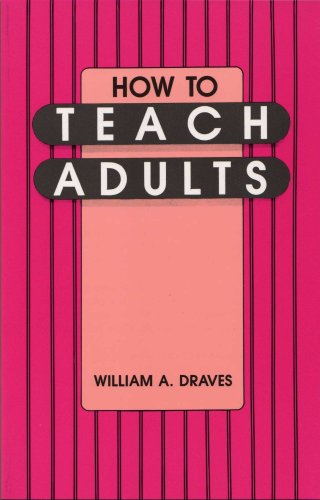 HOW TO TEACH ADULTS 3rd 2007 edition cover